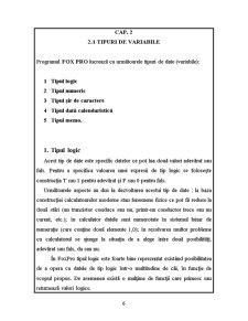 Sistemele de Gestiune a Bazelor de Date - Pagina 4