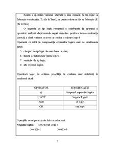 Sistemele de Gestiune a Bazelor de Date - Pagina 5