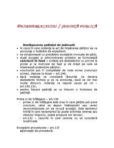 Dezbaterea Cauzei - Sedinta Publica - Pagina 1
