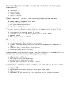 Grile Auditul Sistemelor Informatice - Pagina 5