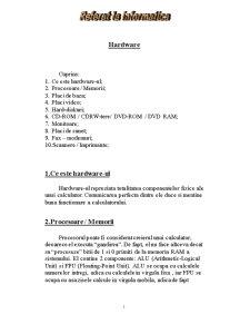 PC Hardware - Pagina 1