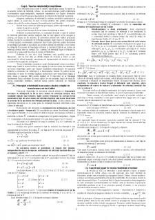 Fizica Anul 1 Primul Semestru - Pagina 1