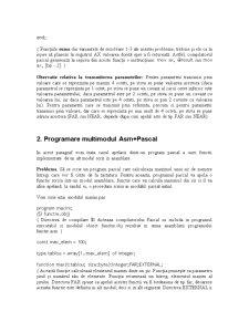 Asamblorul inline Borland Pascal - Pagina 5