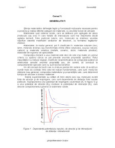 Stiinta Materialelor Oxice - Pagina 1