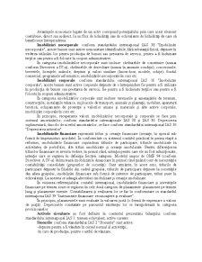 Bilanțul Contabil și Poziția Financiară a Întreprinderii - Pagina 2