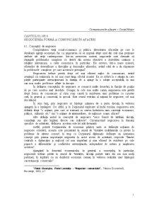 Comunicare în Afaceri - Pagina 1