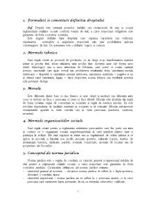 Lucrare Recapitulativa - Introducere in Drept - Pagina 2