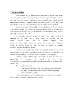 Internetul - Pagina 2