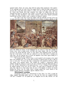 The Sistine Chapel - Pagina 2