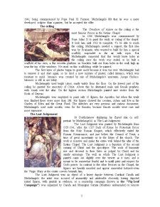 The Sistine Chapel - Pagina 3