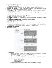 Programare pe Componente - Pagina 2