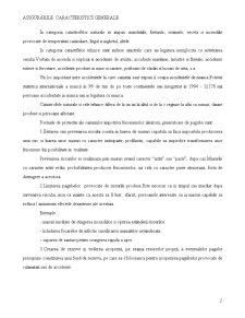 Asigurarile - Caracteristici Generale - Pagina 2