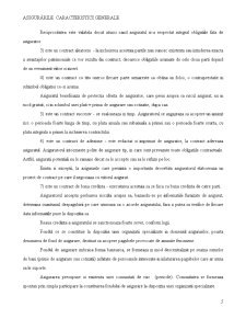 Asigurarile - Caracteristici Generale - Pagina 5
