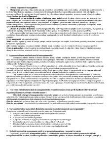 Subiecte Management Juridic - Pagina 1