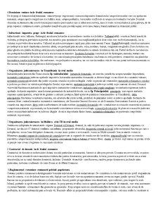 Subiecte Istoria Statului si Dreptului Roman - Pagina 2