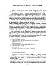 Agrotehnica Antierozionala - Mecanismul Eroziunii Hidrice - Pagina 3