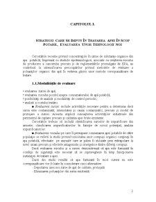 Studii privind Obținerea și Utilizarea Materialelor Modificate Chimic Folosite în Depoluarea și Monitorizarea Apei - Pagina 3