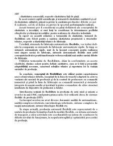 Flexibilitatea Sistemelor de Fabricație - Pagina 4