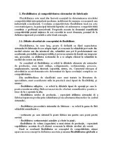 Flexibilitatea Sistemelor de Fabricație - Pagina 5