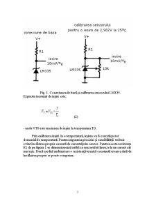 Sistem Pentru Măsurarea Temperaturii - Pagina 4