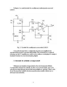 Sistem Pentru Măsurarea Temperaturii - Pagina 5