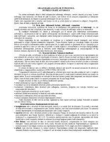 Limbaje și Baze de Date - Pagina 1