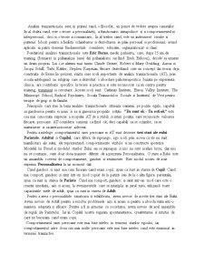 Analiza Tranzactionala - Pagina 1