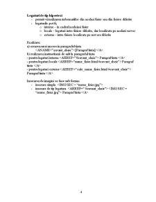 Curs HTML - Curs 1 - Pagina 4