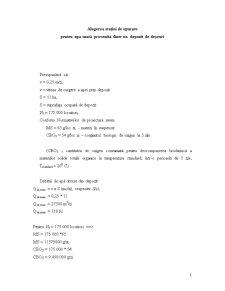 Tehnici de Valorificare si Depozitare a Deseurilor - Pagina 1