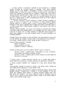 Capitolul V - Contabilitatea Disponibilitatilor si Depozitelor Clientelei Nefinanciare - Pagina 4