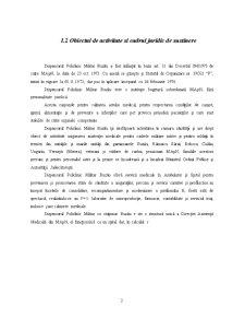 Organizarea Gestiunii Financiare la o Institutie Publica din Domeniul Sanitar - Pagina 3
