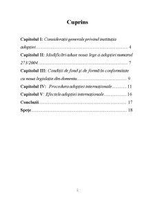 Procedura Adopției Internaționale - Pagina 2