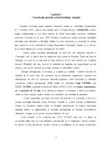 Procedura Adopției Internaționale - Pagina 3