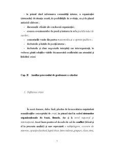 Comunicarea Socială și Gestionarea Crizelor - Pagina 5
