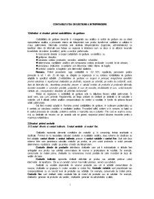 Contabilitate de Gestiune a Intreprinderii - Pagina 1