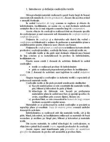 Bazele Tehnologiei Confectiilor - Pagina 1