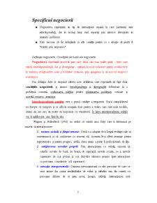 Tehnici Moderne de Comunicare și Negociere în Afaceri - Pagina 2