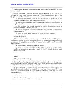 Standardele Internaționale de Contabilitate - Pagina 5