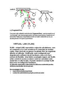 Tehnologii de Comutare în Lan-uri cu Switch-uri - Pagina 4