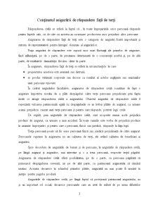 Asigurări de Răspundere Față de Terți - Pagina 3
