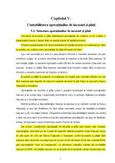 Contabilitate Bancara - Pagina 1