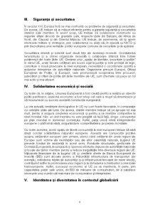 Politici ale Uniunii Europene - Pagina 4