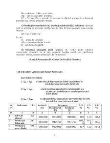 Analiza Activității de Producție și Comercializare a Agentului Economic - Pagina 2