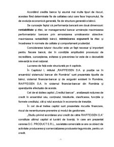 Creditare - Raiffeisen Bank - Pagina 3