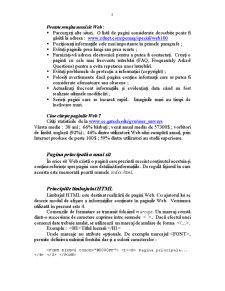 Realizarea Site-urilor Web - Pagina 3
