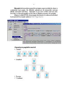 Realizarea Site-urilor Web - Pagina 4