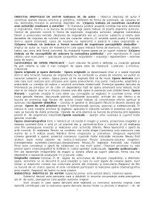 Dreptul Proprietatii Intelectuale - Pagina 1