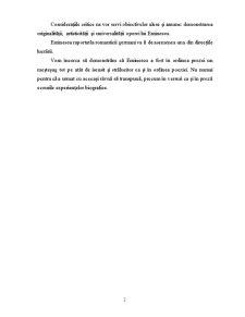 Direcții ale Prozei Eminesciene - Pagina 2