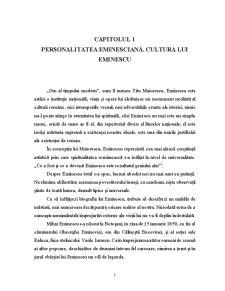 Direcții ale Prozei Eminesciene - Pagina 3