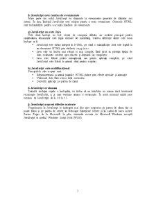 Javascript și World Wide Web - Pagina 3